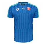 Maillot de Football Slovaquie Puma Away 2016-2017