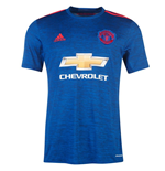 Maillot de Football Manchester United FC Adidas Away 2016-2017