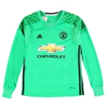 Maillot Gardien de But Manchester United FC Adidas Away 2016-2017 (Enfants)