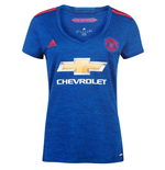 Maillot de Football Manchester United FC Adidas Away 2016-2017 (Femmes)