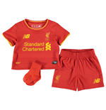 Tenue de Football Liverpool FC Home 2016-2017 (Bébés)