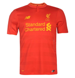 Maillot de Football Liverpool FC Home 2016-2017