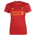 Maillot de Football Liverpool FC Home 2016-2017 (Femmes)