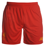 Short Liverpool FC Home 2016-2017 (Rouge)