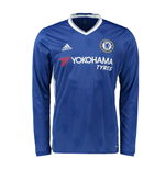 Maillot Manches Longues Chelsea FC Adidas Home 2016-2017 (Enfants)