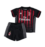 Tenue de Football AC Milan Adidas Home 2016-2017 (Bébés)