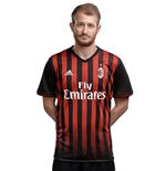 Maillot de Football AC Milan Adidas Home 2016-2017