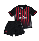 Tenue de Football AC Milan Adidas Home Mini Kit 2016-2017