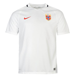 Maillot de Football Norvège Nike Away 2016-2017