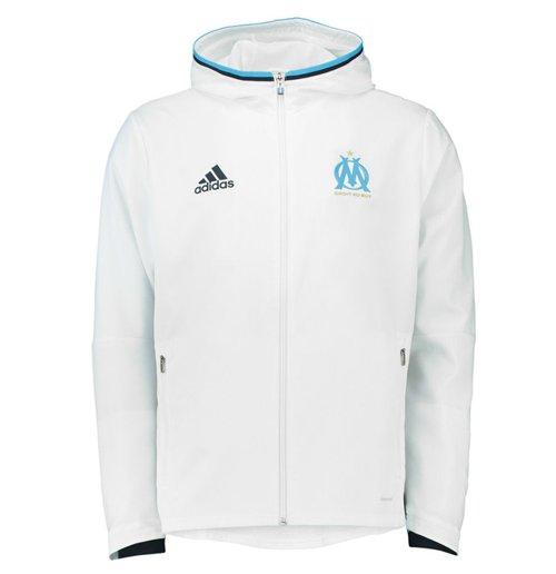 Achetez Veste Olympique de Marseille Adidas Presentation