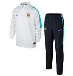 Survêtement Manchester City FC 2015-2016 (Blanc)