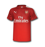 T-shirt Arsenal FC Puma Stadium 2015-2016 (Rouge) - Enfants