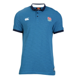 Polo Angleterre rugby 2016-2017 (bleue)