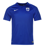Maillot de Football Finlande Nike Away 2016-2017