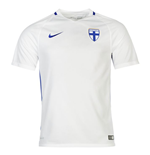 Maillot de Football Finlande Nike Home 2016-2017