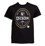 T-shirt The Walking Dead - Emblème Dixon