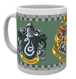 Tasse Harry Potter - Serpentard