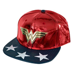 Casquette Wonder Woman - Logo