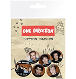 Accessoire One Direction 212773