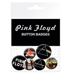 Badge Pink Floyd 212801