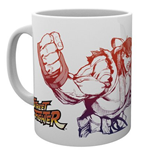 Tasse Street Fighter  212843