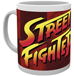 Tasse Street Fighter  212844