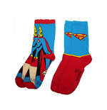 Chaussettes Supergirl - Face