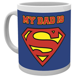 Tasse Superman - My Dad Is S