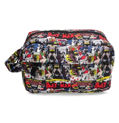 Trousse de Toilette Batman Comic Strip