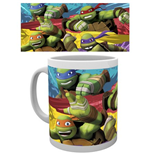 Tasse Tortues ninja 212938