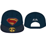 Batman v Superman Dawn of Justice casquette baseball Superman Logo