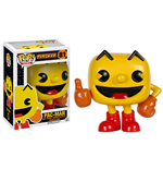 Pac-Man POP! Games Vinyl Figurine Pac-Man 8 cm