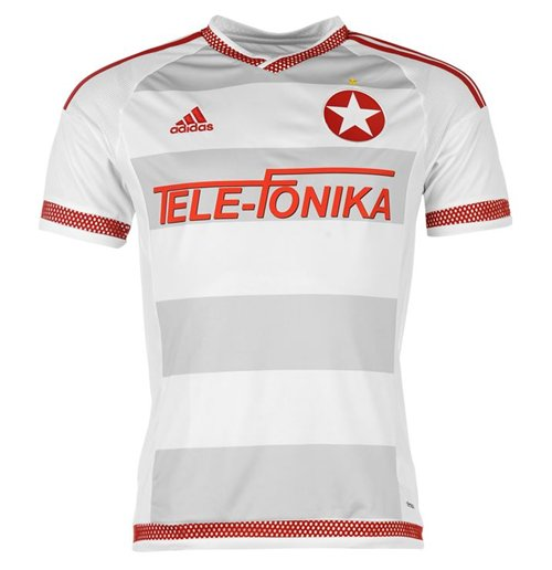 Maillot de Football Wisła Cracovie Adidas Away 2016 2017