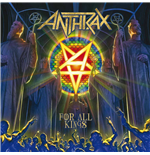 Vinyle Anthrax - For All Kings (2 Lp)
