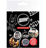 Badge 5 seconds of summer 213466
