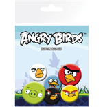 Badge Angry Birds 213498
