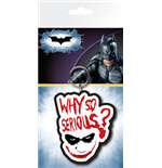 Porte-clés Batman The Dark Knight - Joker Serious