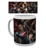 Tasse Batman Vs Superman - Trio Action