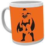 Tasse DC Comics - Superman Stand