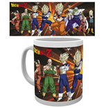 Tasse Dragonball Z - Z Fighters