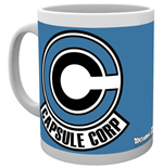 Tasse Dragon ball - Capsule Logo