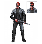 Terminator 2 Judgment Day figurine T-800 Video Game Appearance 18 cm