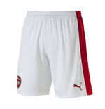 Short de Football Arsenal FC Home 2016-2017 (Blanc)