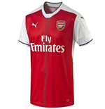 Maillot de Football Arsenal FC Puma Home 2016-2017 (Grandes Tailles)