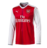 Maillot de Football Manches Longues Arsenal FC Puma Home 2016-2017