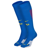 Chaussettes FC Barcelone Nike Home 2016-2017 (Bleu)