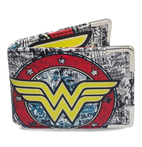 Porte-carte de crédit Wonder Woman 213979