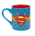 Tasse Superman Stars & Logo