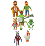 The Muppets Select série 1 assortiment packs 2 figurines 13 cm (6)