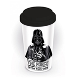 Star Wars mug de voyage Force Is Strong